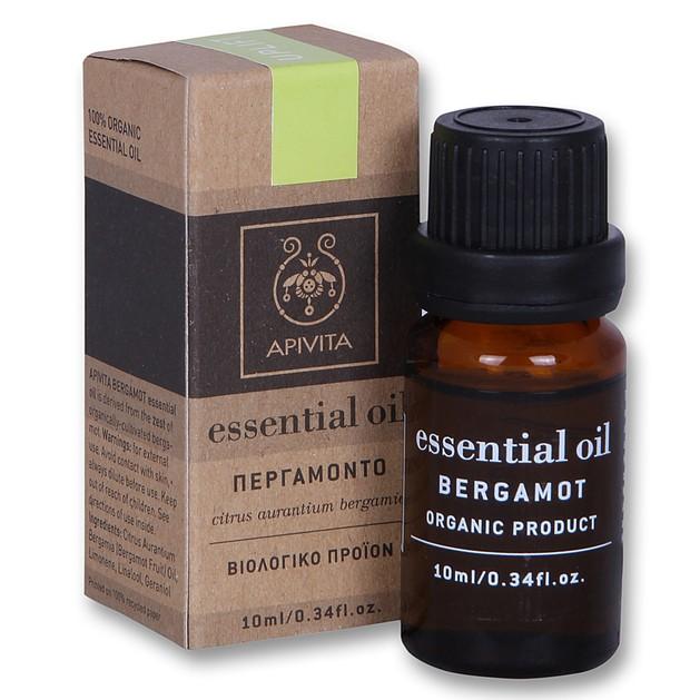 Apivita Essential Oil Bergamot Περγαμόντο 10ml