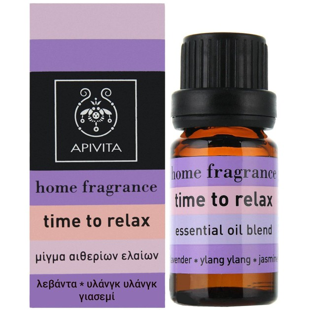 Apivita Essential Oil Time Τo Relax 10ml