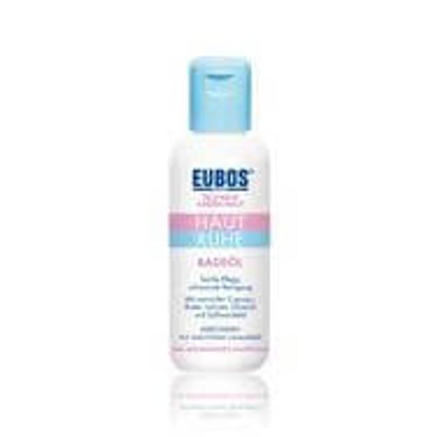 Eubos Baby Bath Oil Βρεφικό Ελαιώδες Αφρόλουτρο 125ml