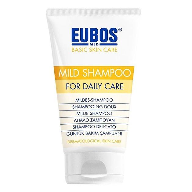 Eubos Mild Daily Shampoo Απαλό Καθημερνό Σαμπουάν 150 ml