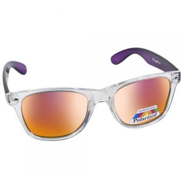 Eyelead Γυαλιά Ηλίου Unisex με Διάφανο - Μωβ  Σκελετό L631