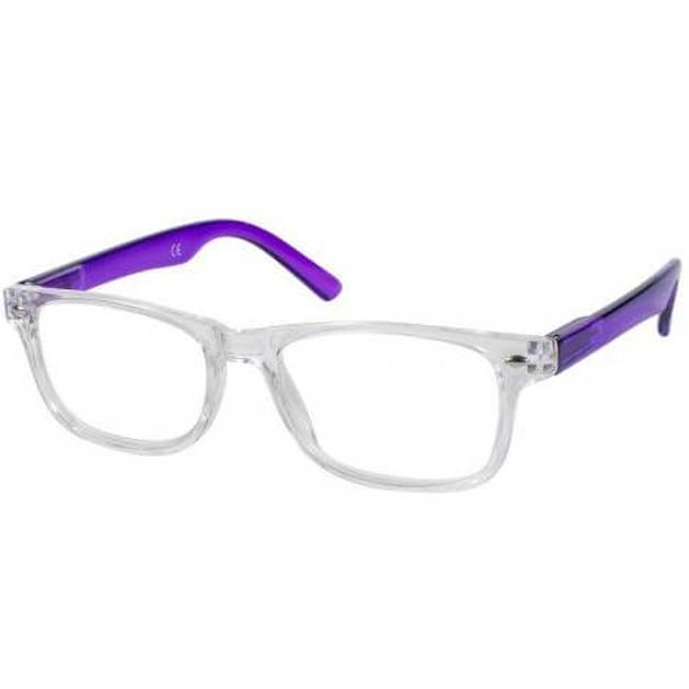 Eyelead Γυαλιά Διαβάσματος Unisex Διάφανο Μωβ E147