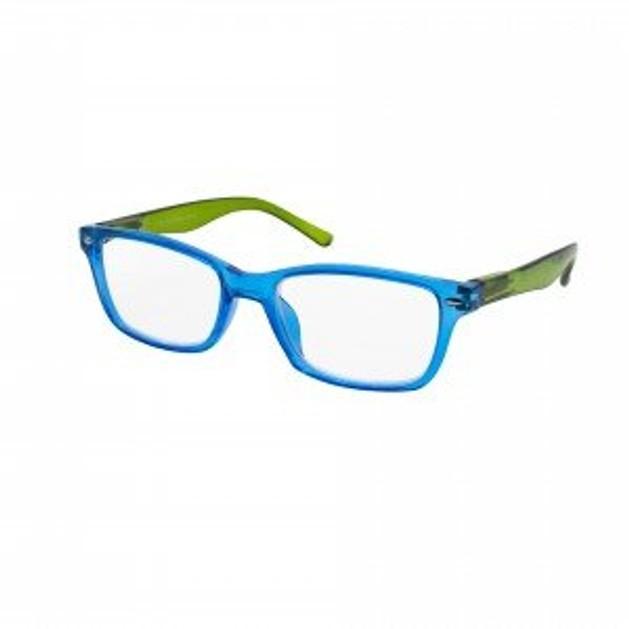Eyelead Γυαλιά Διαβάσματος Unisex Μπλε - Πράσινο Κοκκάλινο E178