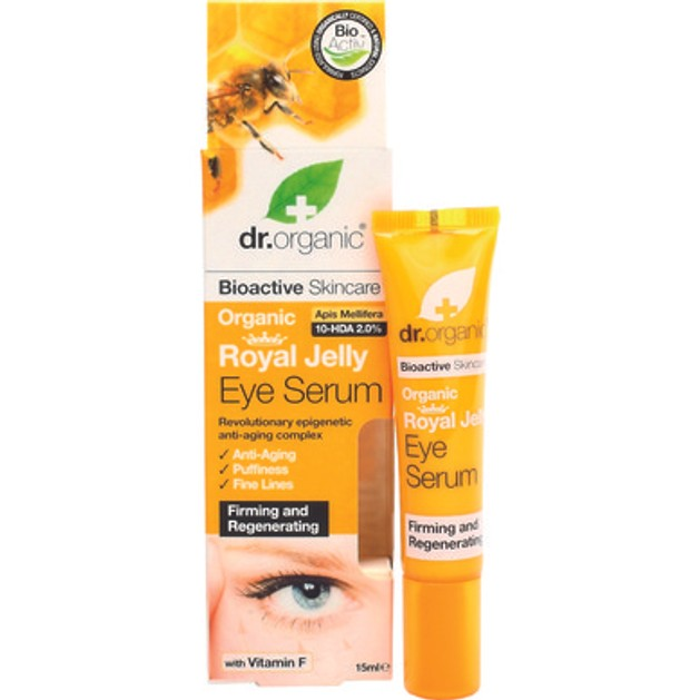 Dr.Organic Organic Royal Jelly Eye Serum 15ml