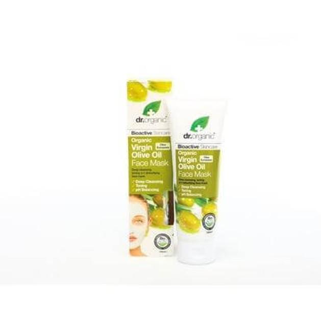 Dr.Organic Organic Virgin Olive Oil Face Mask 125ml