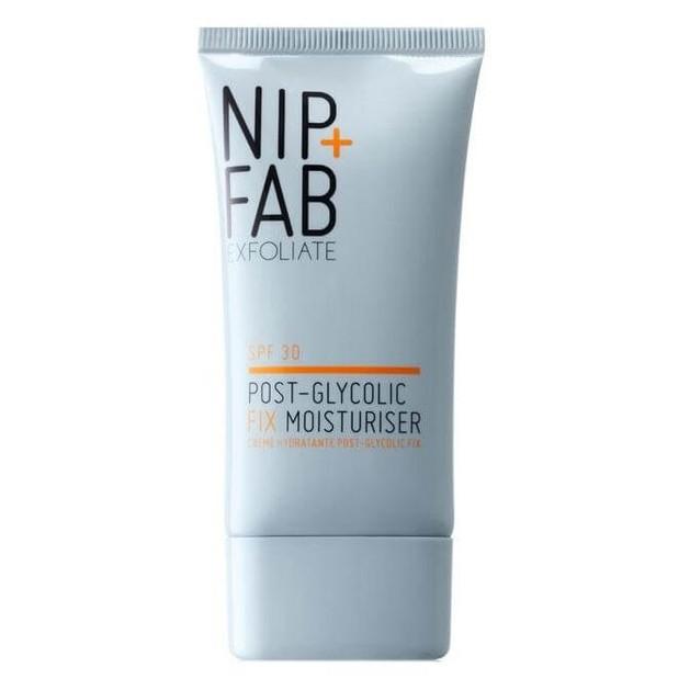 Nip+Fab Exfoliate POST-GLYCOLIC FIX MOISTURISER Spf30 Ενυδατική Κρέμα Προσώπου Με Δείκτη Spf30Που Ρυθμίζει ΤηνΛιπαρότητα 40ml