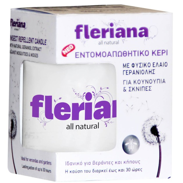 Power Health Fleriana Mosquito Repellent Candle 130gr