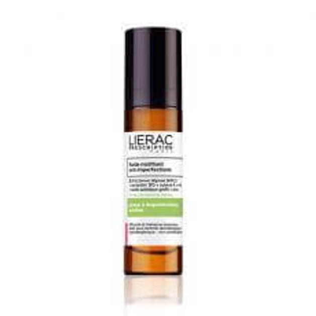 Lierac Prescription  Fluide Matifiant Λεπτόρευστη Κρέμα Με Ματ Αποτέλεσμα Κατά Των Ατελειών 50ml