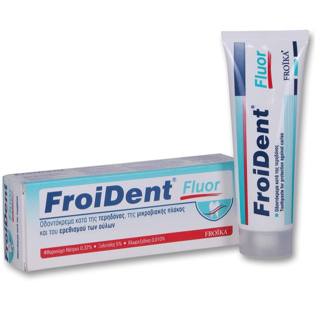 Froika Froident Fluor Toothpaste 75ml