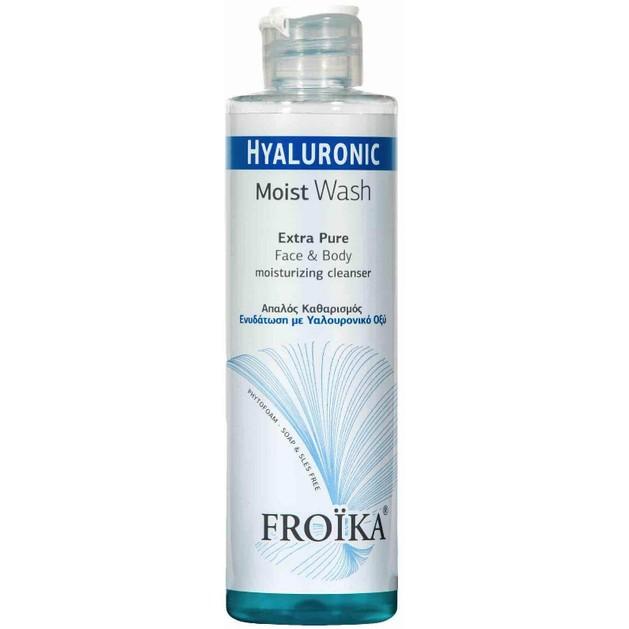 Hyaluronic Moist Wash 200ml - Froika