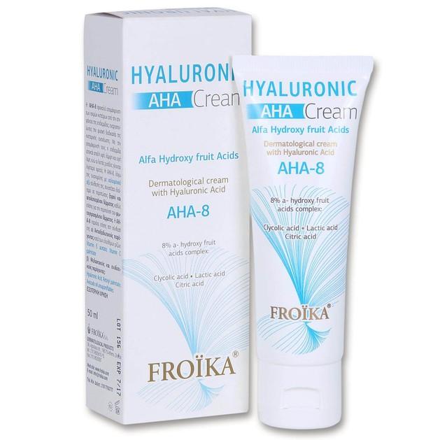 Froika Hyaluronic AHA-8 Cream 50ml