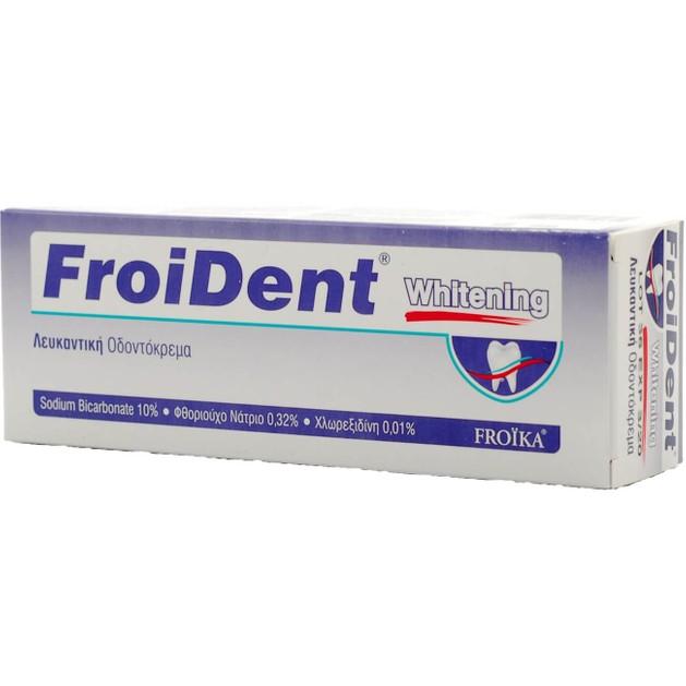 Froident Whitening Toothpaste 75ml - Froika