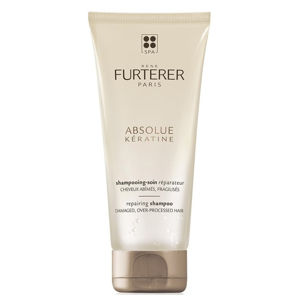 Rene Furterer Absolue Keratine Renewal Care Repairing Shampoo Σαμπουάν Απόλυτης Αναδόμησης 200ml