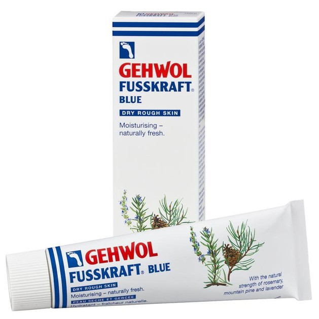 Gehwol Fusskraft Bleu 75ml