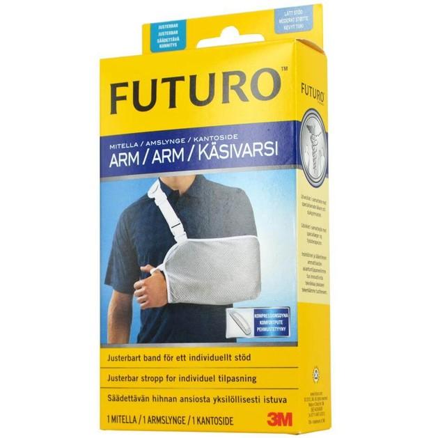 Futuro Φάκελος Ανάρτησης Χειρός για Δεξί/Αριστερό, με Ρυθμιζόμενο Ιμάντα Ένα Μέγεθος 46204 1τεμάχιο