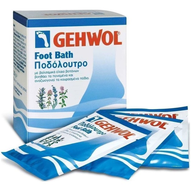 Gehwol Foot Bath 10 Φακελάκια
