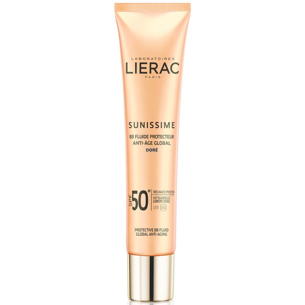 Lierac Sunissime BB Fluide Protecteur Anti-Age Global Spf50+, 40ml