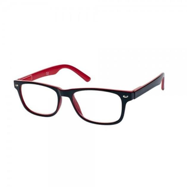 Eyelead Γυαλιά Διαβάσματος Μαύρο Κόκκινο E149