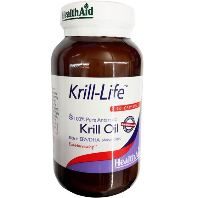 Health Aid Krill-Life 90caps