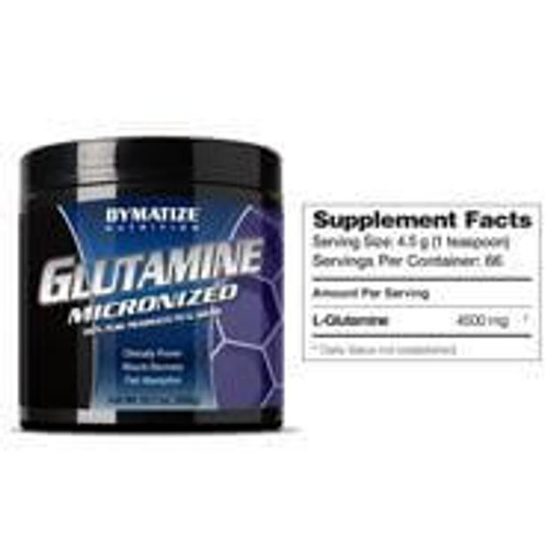 Dymatize Glutamine Micronized Για Την Ανάπτυξη Και Την Αποκατάσταση Του Μυϊκού Συστήματος