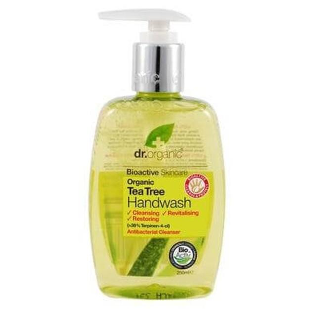 Dr.Organic Organic Tea Tree Hand Wash 250ml