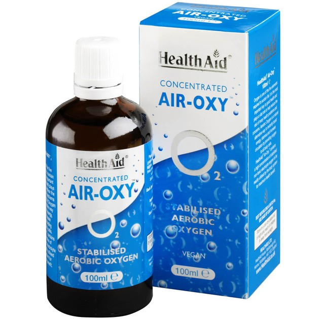 Health Aid Air-Oxy 100ml