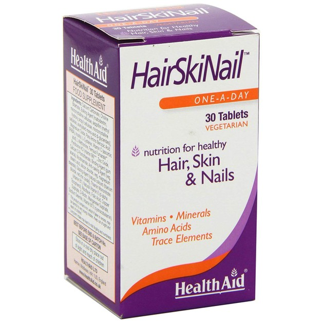 Health Aid HairSkinNails 30tabs