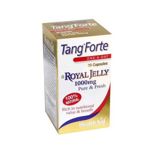 Tang Forte Royal Jelly 1000mg 30caps - Health Aid