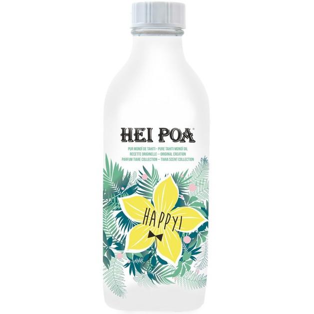 Δώρο Hei Poa Happy Monoi Oil Tiare Λάδι Monoi Πολλαπλών Χρήσεων με Άρωμα Λουλουδιών 30ml