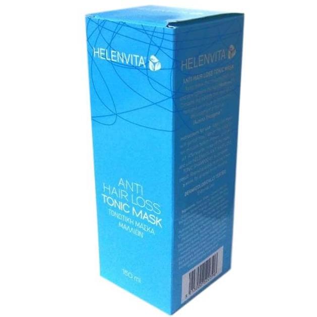 HelenvitaAnti-Hair Loss Tonic Mask Τονωτική ΜάσκαΜαλλιών 150ml