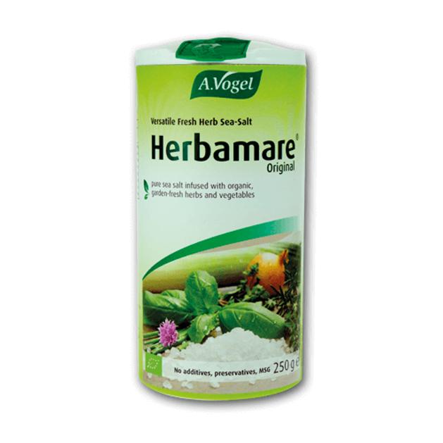 A.Vogel Herbamare ORIGINAL Υποκατάστατο Αλατιού Με Πολύ Χαμηλή Περιεκτικότητα Σε Νάτριο 250gr