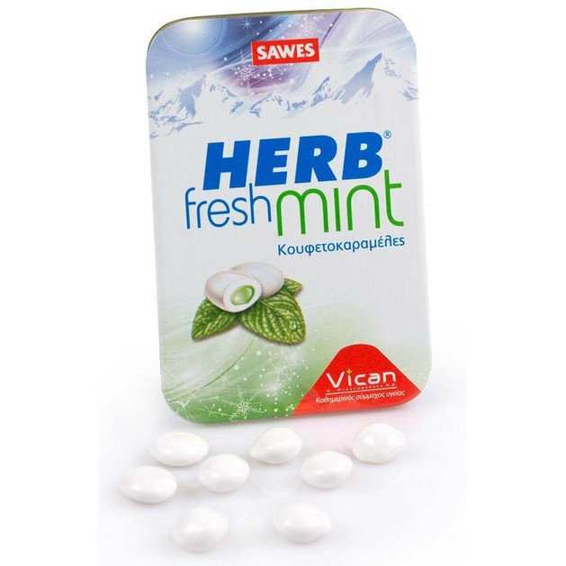 Vican Herb Fresh Mints 20gr