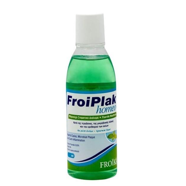 Froika Froiplak Homeo Mouthwash 250ml