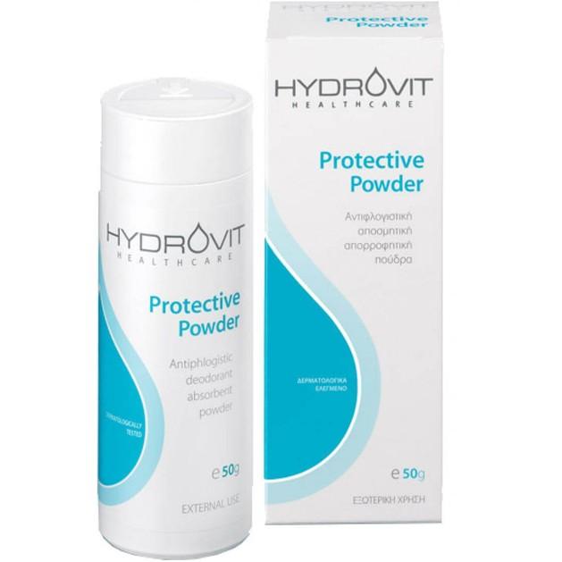 Hydrovit Protective Powder Πούδρα για την Αντιμετώπιση του Ιδρώτα 50g