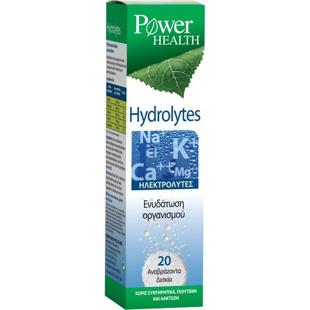 Power Health Hydrolytes 20Eff.tabs
