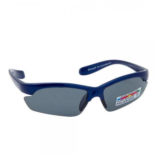 EyeLead Γυαλιά Ηλίου Παιδικά με Μπλε Σκελετό K1014