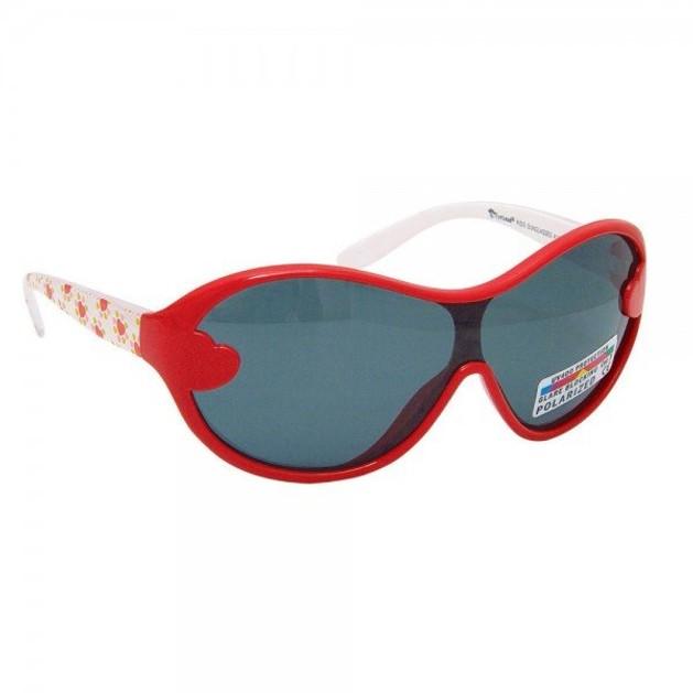EyeLead Γυαλιά Ηλίου Παιδικά με Κόκκινο Σκελετό K1021