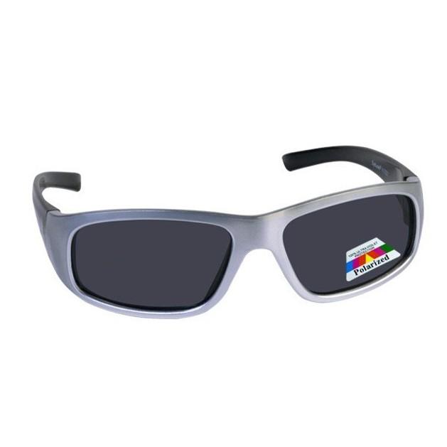 Eyelead Γυαλιά Ηλίου Παιδικά με Γκρι Σκελετό K1022