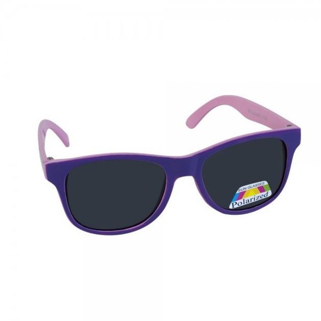 EyeLead Γυαλιά Ηλίου Παιδικά Μωβ Ροζ Σκελετό K1030