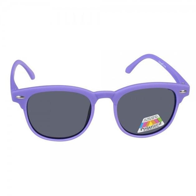 EyeLead Γυαλιά Ηλίου Παιδικά με Μωβ Σκελετό K1041