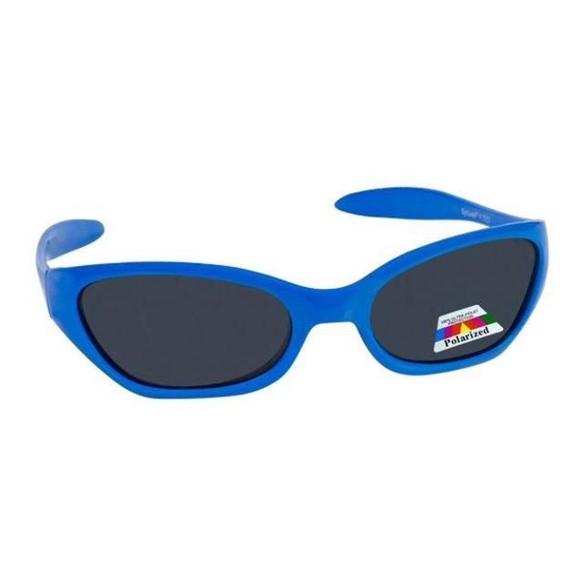 EyeLead Γυαλιά Ηλίου Παιδικά με Μπλε Σκελετό K1023