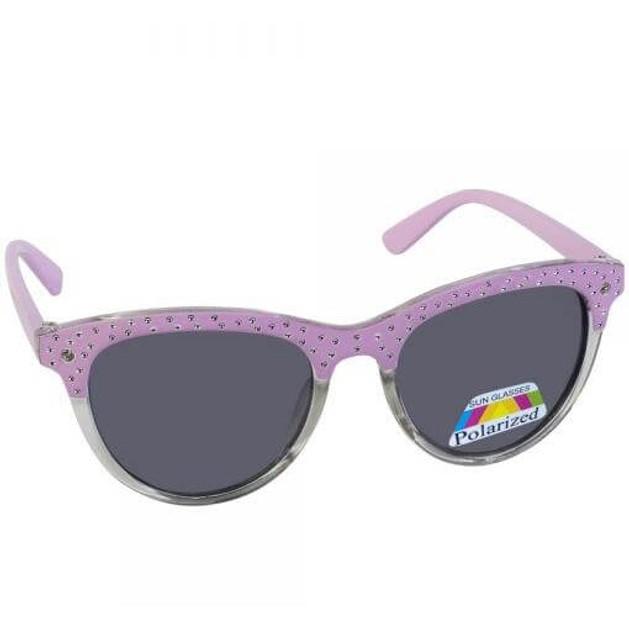 Eyelead Γυαλιά Ηλίου Παιδικά με Ροζ Σκελετό Κ1035