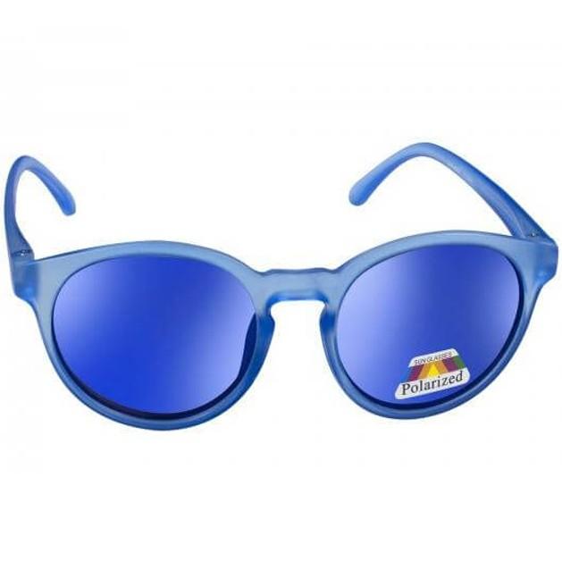 Eyelead Γυαλιά Ηλίου Παιδικά με Μπλε Σκελετό Κ1044