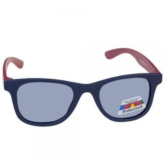 Eyelead Γυαλιά Ηλίου Παιδικά με Μπλε - Κόκκινο Σκελετό Κ1047