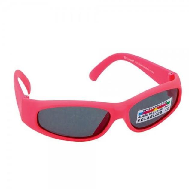 Eyelead Γυαλιά Ηλίου Βρεφικά με Ροζ Σκελετό Κ1008