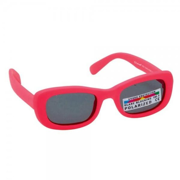 Eyelead Γυαλιά Ηλίου Βρεφικά με Ροζ Σκελετό Κ1001