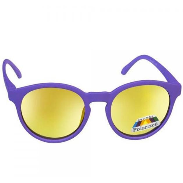 Eyelead Γυαλιά Ηλίου Παιδικά με Μωβ Σκελετό Κ1046