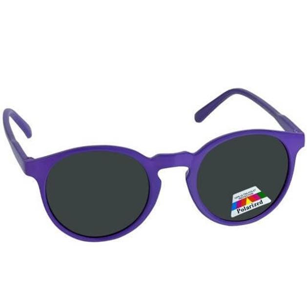 Eyelead Γυαλιά Ηλίου Παιδικά με Μωβ Σκελετό Κ1016