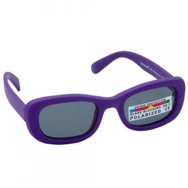 Eyelead Γυαλιά Ηλίου Βρεφικά με Μωβ Σκελετό Κ1002