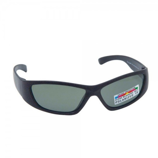 EyeLead Γυαλιά Ηλίου Παιδικά με Μαύρο Σκελετό K1012